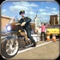 至尊交警自行车