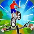 疯狂自行车无敌版